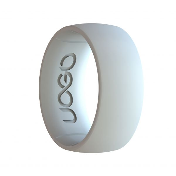 Men's Cloud Gray Sport Series Silicone Ring