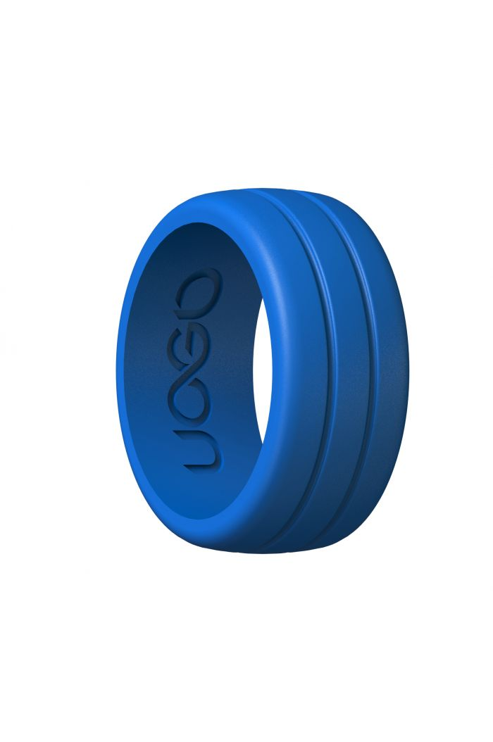 Men's Deep Sea Track Inspired Series Silicone Ring