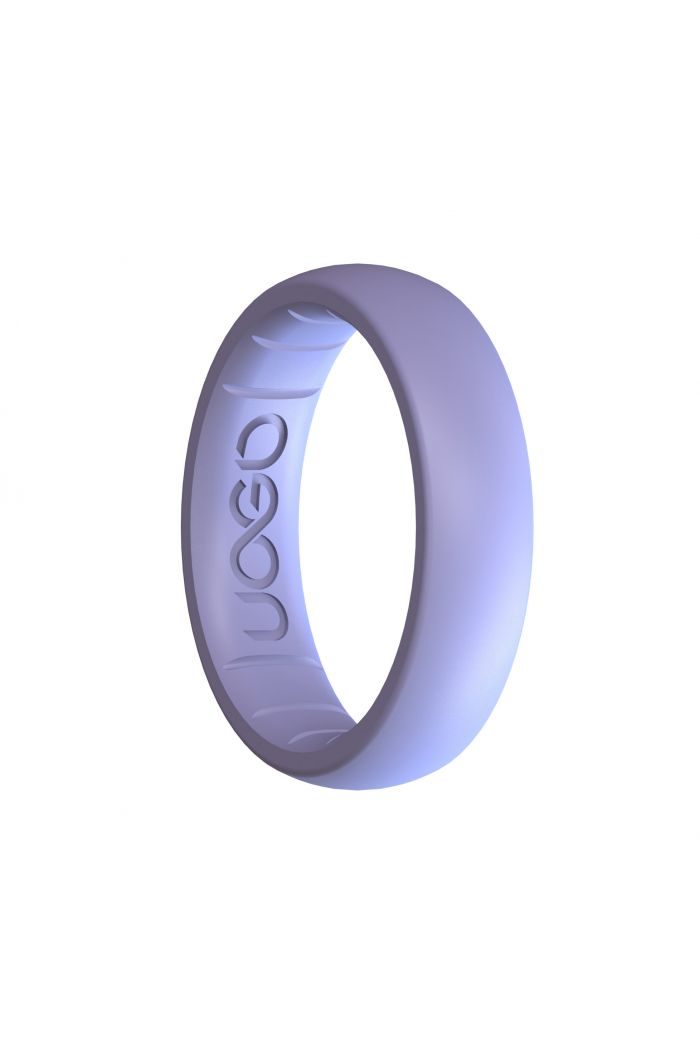 Women's Luscious Lilac Sport Series Silicone Ring