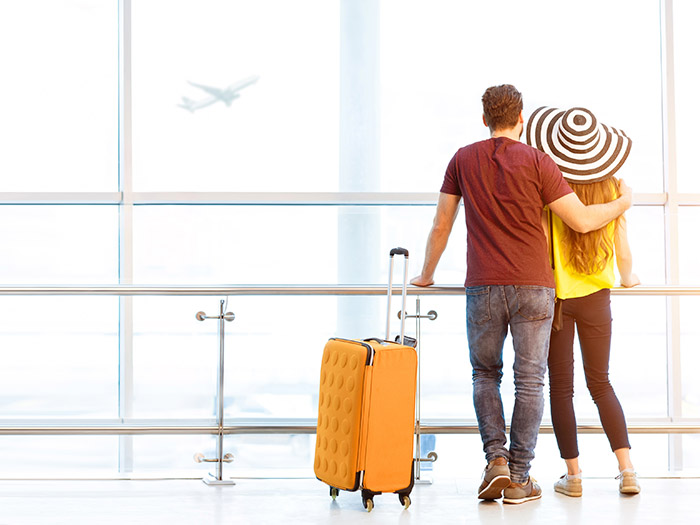 Avoid being an easy target from theft while vacationing